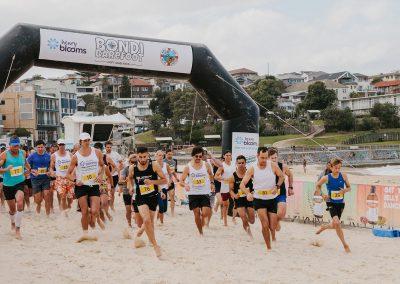Bondi Barefoot Soft Sand Race